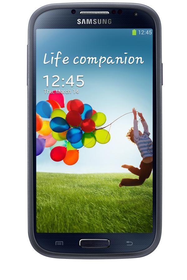 Чехол (клип-кейс) SAMSUNG EF-PI950BNE, для Samsung Galaxy S4, темно-синий [ef-pi950bnegru]