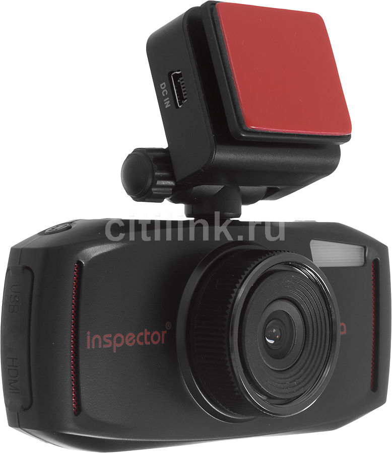 Видеорегистратор INSPECTOR VIA черный