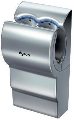 Сушилка для рук DYSON АВ06,  серебристый