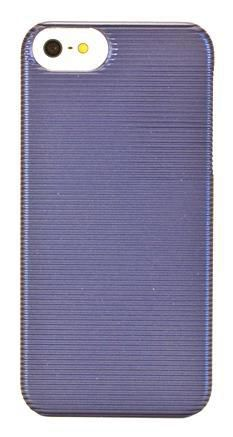 Чехол (клип-кейс) TARGUS TFD03102EU-51, для Apple iPhone 5, синий
