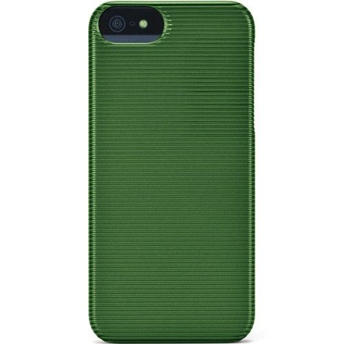 Чехол (клип-кейс) TARGUS TFD03105EU, для Apple iPhone 5, зеленый