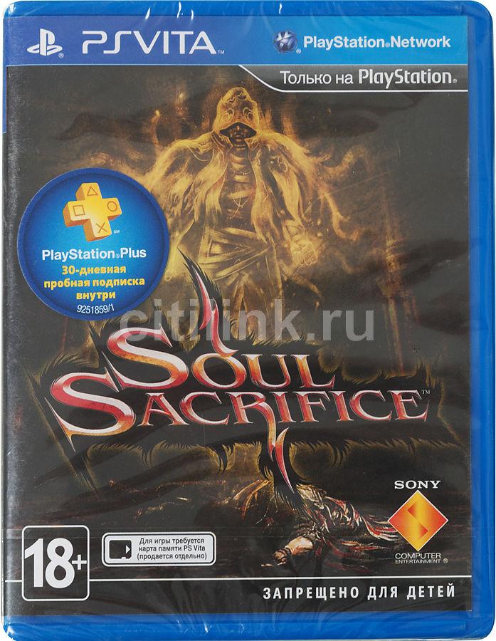 Игра SONY Soul Sacrifice для  PlayStation Vita Rus (документация)