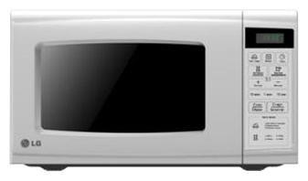 Микроволновая печь LG MS2041C, белый