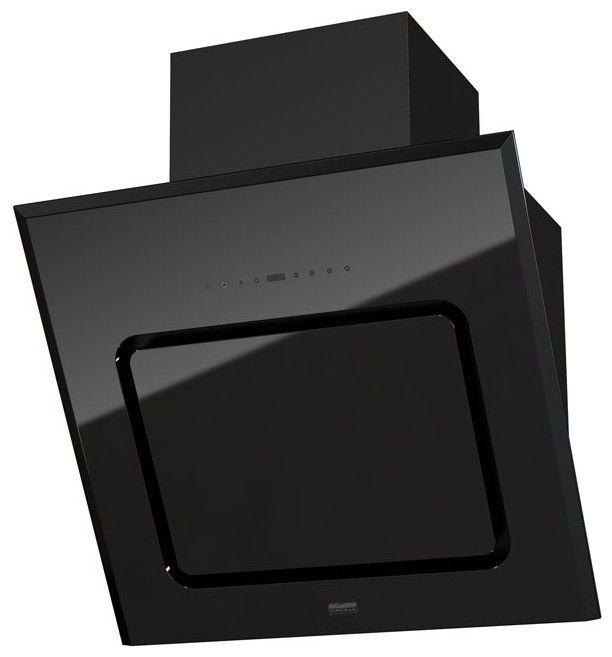 Каминная вытяжка KRONA Ofelia 600 3P-S,  1 мотор,  сенсорное,  черный