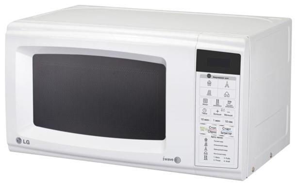 Микроволновая печь LG MS2041CE, белый