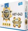 Материнская плата MSI H87-G43 LGA 1150, ATX, Ret вид 6
