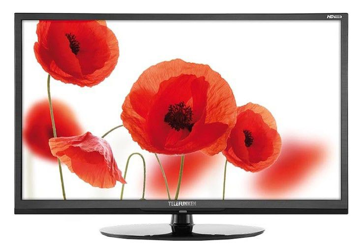 "LED телевизор TELEFUNKEN TF-LED32S4  ""R"", 31.5"", HD READY (720p),  черный"