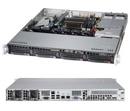 Платформа SuperMicro SYS-5018D-MTRF SAS/SATA