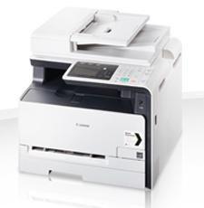МФУ CANON i-Sensys Colour MF8230CN,  A4,  цветной,  лазерный,  белый [6848b012]