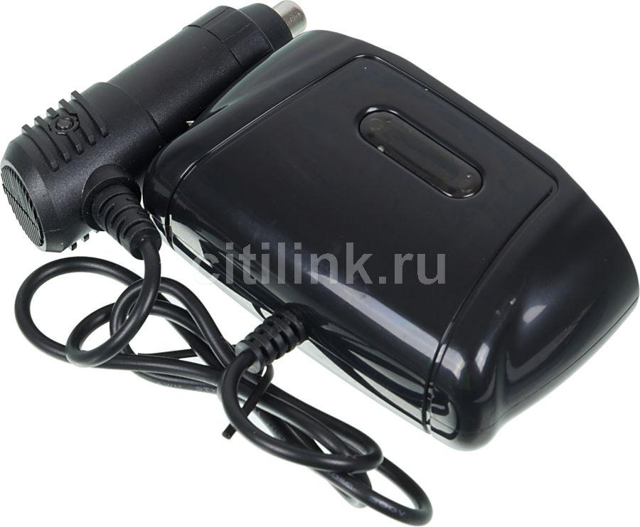 Разветвитель розетки прикуривателя WIIIX TR-04U2,  2A,  черный