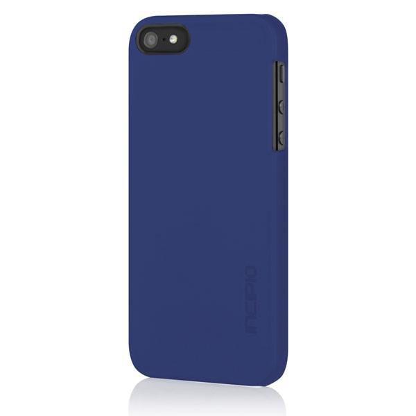 Чехол (клип-кейс) INCIPIO Feather (IPH-965), для Apple iPhone 5, синий
