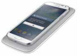 Беспроводное зарядное устройство SAMSUNG EP-P100IEW,  белый