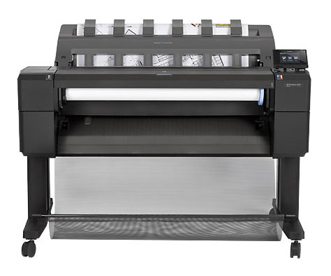 Плоттер HP Designjet T920 [cr355a]
