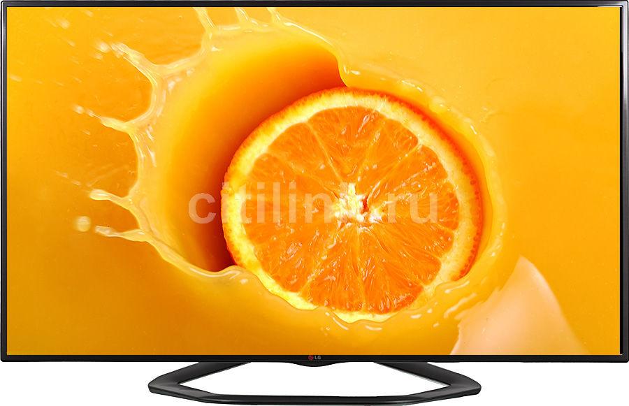 """LED телевизор LG 60LA620V  """"R"""", 60"""", 3D,  FULL HD (1080p),  темно-серый"""