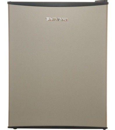 Холодильник SHIVAKI SHRF-70CHP,  однокамерный,  серебристый