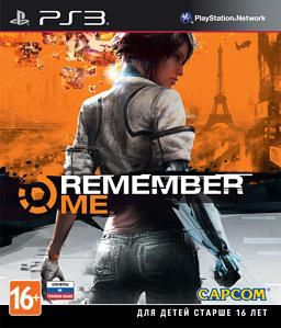 Игра SONY Remember me для  PlayStation3 RUS (субтитры)