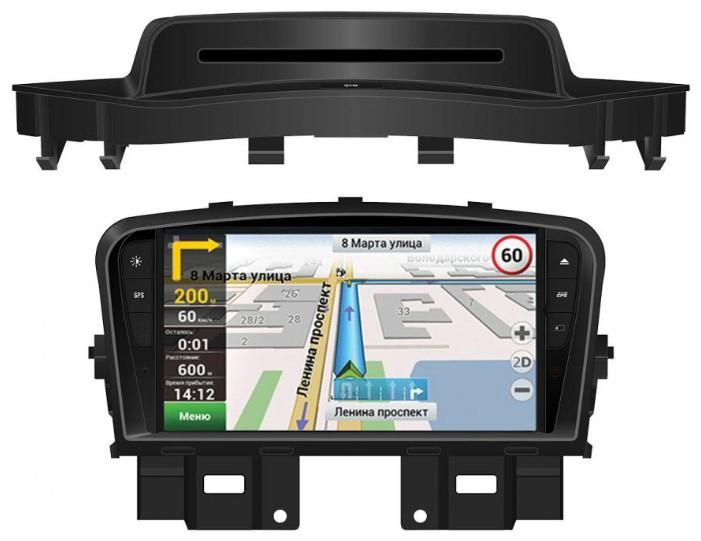 Автомагнитола VELAS V-CCR,  Chevrolet Cruze 2009-2012,  USB,  SD