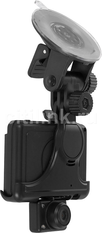 Видеорегистратор SUPRA SCR-490 черный
