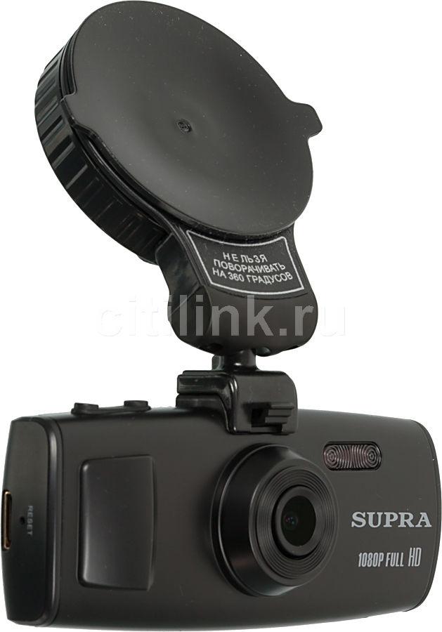 Видеорегистратор SUPRA SCR-860 черный