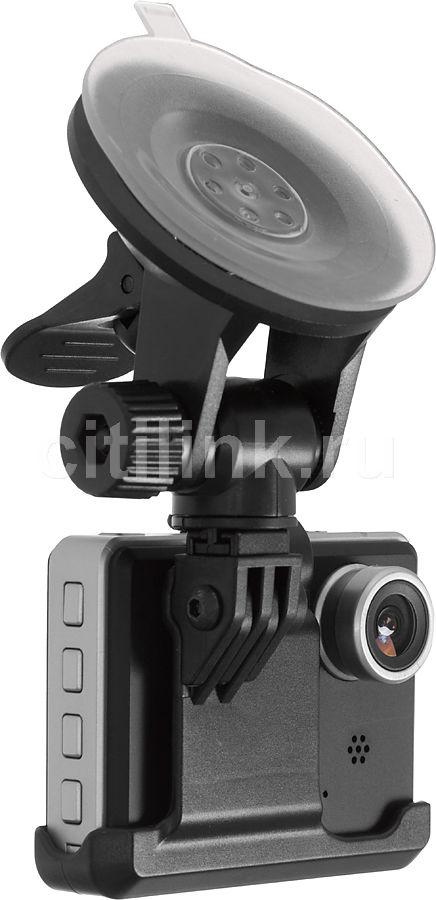 Видеорегистратор ICONBIT FHD QX2 черный