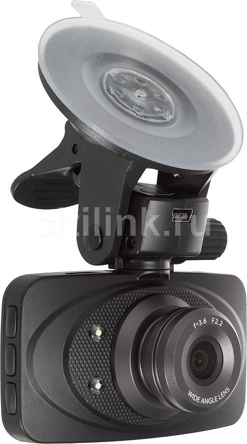 Видеорегистратор ICONBIT DVR FHD QX1 черный