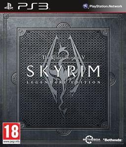 Игра SOFT CLUB Elder Scrolls V: Skyrim Legendary Edition для  PlayStation3 Eng