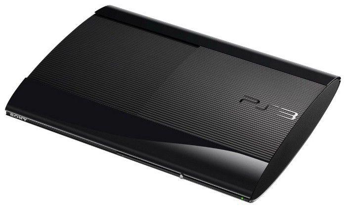 Игровая консоль SONY PlayStation 3 PS719296553, черный