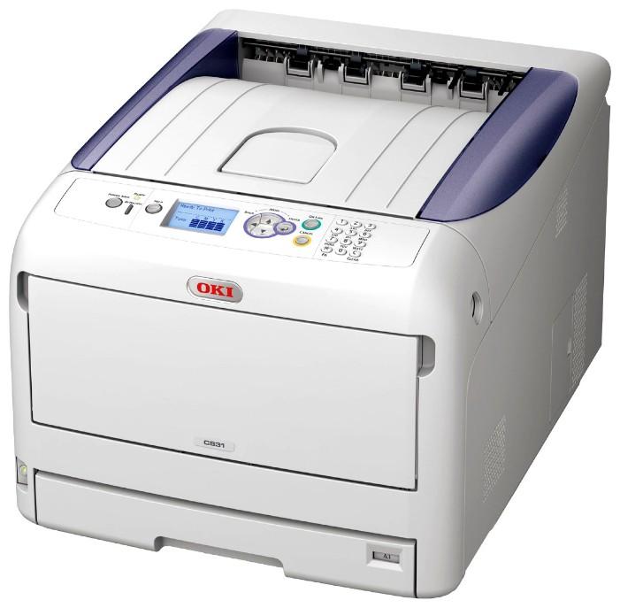 Принтер OKI C831DN светодиодный [01318802]