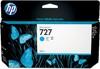 Картридж HP 727, голубой [b3p19a] вид 1
