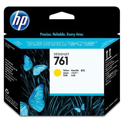 Печатающая головка HP 761 CH645A,  желтый