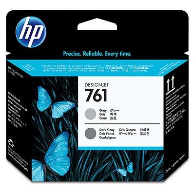 Печатающая головка HP 761 темно-серый / серый [ch647a]