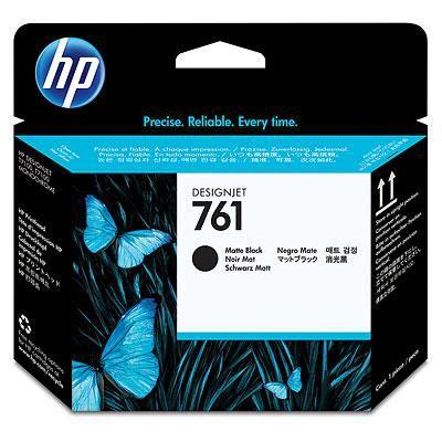 Печатающая головка HP 761 черный матовый [ch648a]