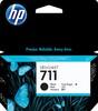 Картридж HP 711 черный [cz129a] вид 1