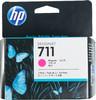 Тройная упаковка картриджей HP 711 пурпурный [cz135a] вид 1
