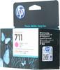 Тройная упаковка картриджей HP 711 пурпурный [cz135a] вид 3