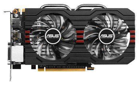 Видеокарта ASUS GeForce GTX 650Ti,  2Гб, GDDR5, Ret [gtx650tib-dc2-2gd5]