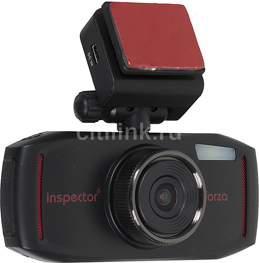 Видеорегистратор INSPECTOR Forza deluxe черный