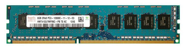 Память Supermicro DDR3-1600 8GB 2Rx8 ECC Un-Buffered (MEM-DR380L-HL01-EU16)