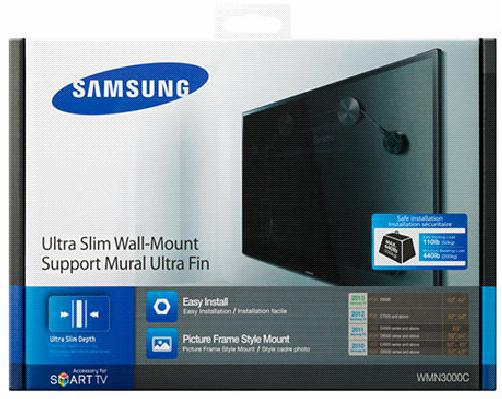 Кронштейн SAMSUNG WMN3000CX,   для телевизора,  58