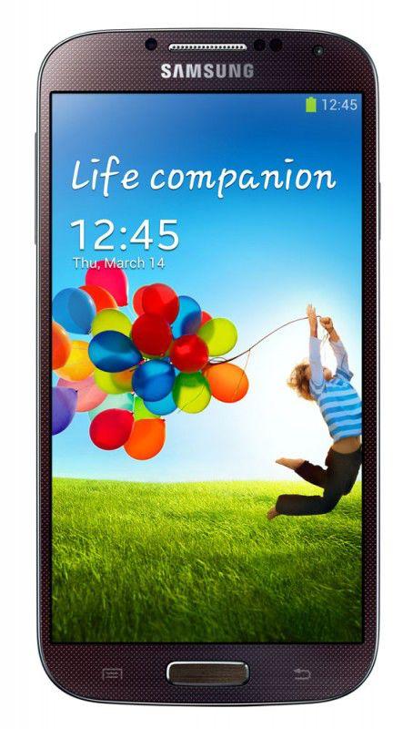 Смартфон SAMSUNG Galaxy S4 GT-I9505  16Gb, коричневый
