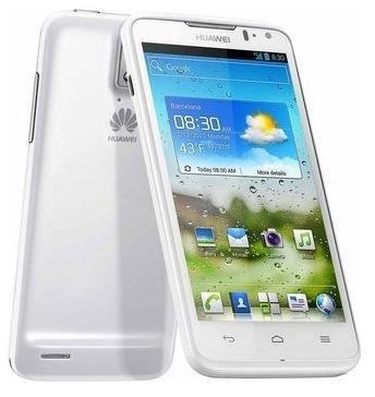 Смартфон HUAWEI Ascend D1 U9500  белый