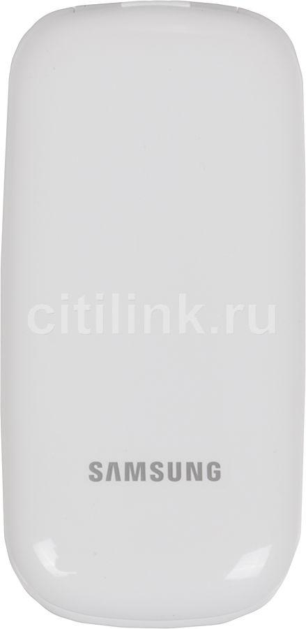 Мобильный телефон SAMSUNG GT-E1272  белый