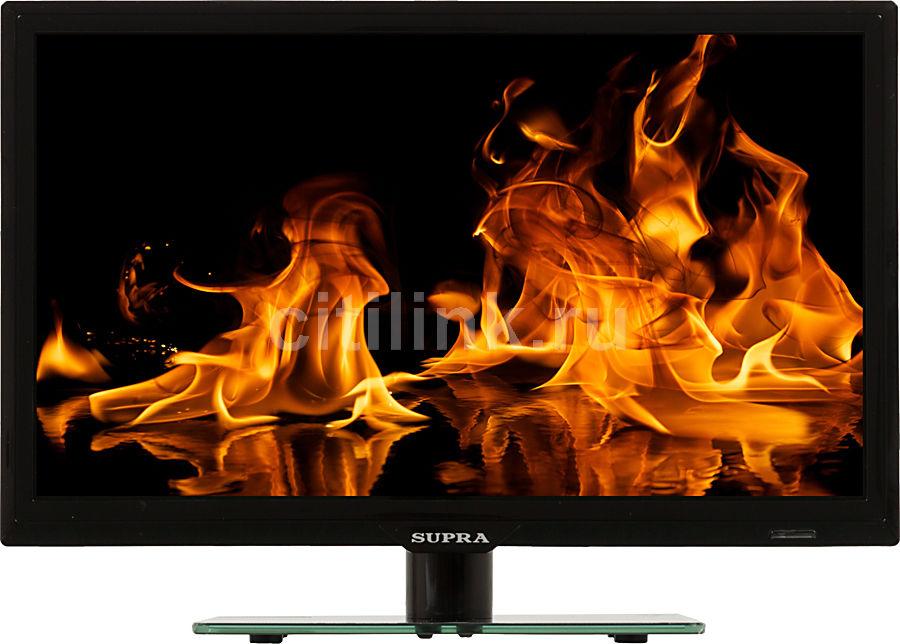 "LED телевизор SUPRA STV-LC16830WL  ""R"", 15.6"", HD READY (720p),  черный"