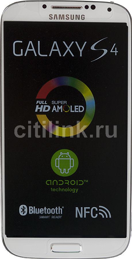 Смартфон SAMSUNG Galaxy S4 GT-I9505  16Gb, белый