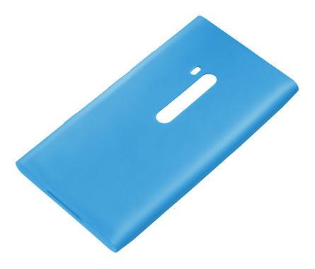 Чехол (клип-кейс) NOKIA CC-1043, для Nokia Lumia 920, голубой [cc-1043 голуб.]