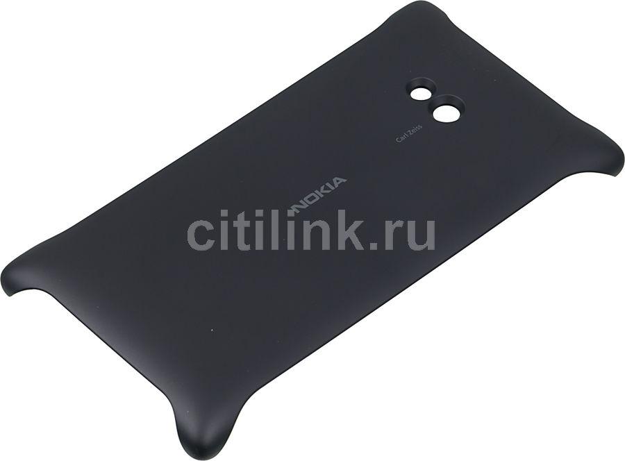Чехол с функцией беспроводной зарядки NOKIA CC-3064, для Nokia Lumia 720, черный [cc-3064 черн.  ]