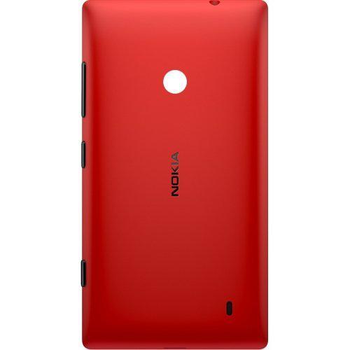 Чехол (клип-кейс) NOKIA CC-3068, для Nokia Lumia 520, красный [cc-3068 красный]
