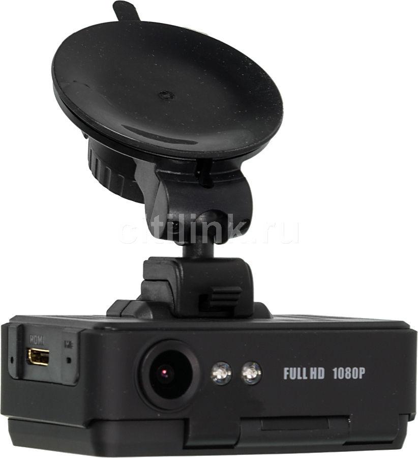 Видеорегистратор TEXET DVR-620FHD черный
