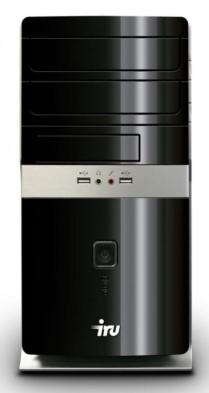 Компьютер  IRU Corp 525,  Intel  Core i5  3470,  DDR3 4Гб, 500Гб,  Intel HD Graphics,  DVD-RW,  Windows 7 Professional,  черный [786064]