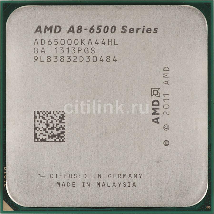 Процессор AMD A8 6500, SocketFM2 OEM [ad6500oka44hl]